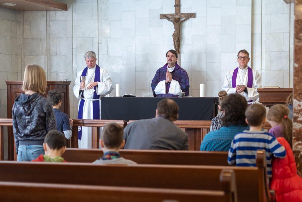 Liturgy - Holy Monday